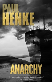 Paul Henke - Anarchy Cover - wee