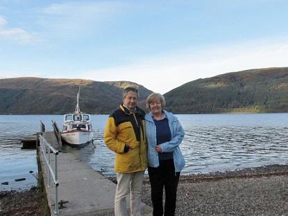 Loch Lomond WHW